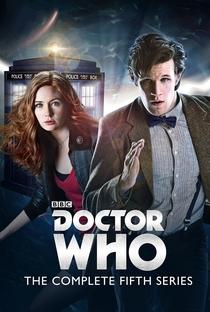 Doctor Who (5ª Temporada) - Poster / Capa / Cartaz - Oficial 1