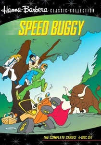 Speed Buggy - Poster / Capa / Cartaz - Oficial 1