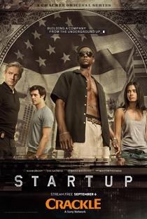 Startup (1ª Temporada) - Poster / Capa / Cartaz - Oficial 2
