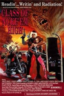 Class of Nuke'Em High - Poster / Capa / Cartaz - Oficial 1