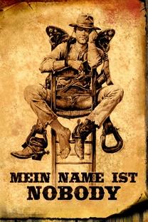 Meu Nome é Ninguém - Poster / Capa / Cartaz - Oficial 2