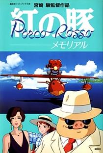 Porco Rosso: O Último Herói Romântico - Poster / Capa / Cartaz - Oficial 18