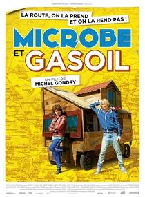 Micróbio & Gasolina - Poster / Capa / Cartaz - Oficial 2