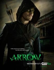 Arrow (1ª Temporada) - Poster / Capa / Cartaz - Oficial 8
