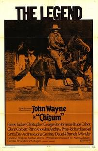 Chisum - Uma Lenda Americana - Poster / Capa / Cartaz - Oficial 1