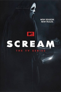 Scream (3ª Temporada) - Poster / Capa / Cartaz - Oficial 1
