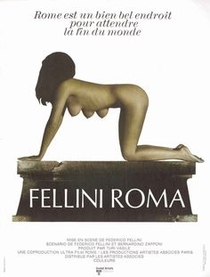 Roma de Fellini - Poster / Capa / Cartaz - Oficial 5