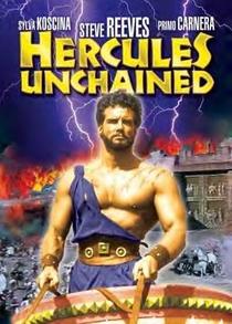 Hércules Unchained - Poster / Capa / Cartaz - Oficial 7