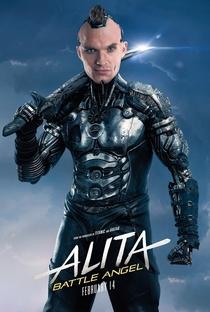 Alita: Anjo de Combate - Poster / Capa / Cartaz - Oficial 16