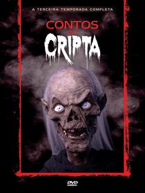 Contos da Cripta (3ª Temporada) - Poster / Capa / Cartaz - Oficial 2