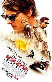 Missão: Impossível - Nação Secreta - Poster / Capa / Cartaz - Oficial 3