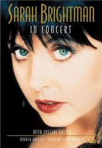 Sarah Brightman: In Concert - Poster / Capa / Cartaz - Oficial 1
