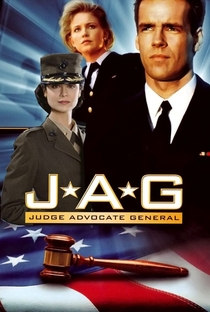 JAG: Ases Invencíveis - Poster / Capa / Cartaz - Oficial 3