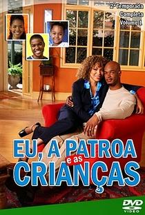 Eu, a Patroa e as Crianças (2ª Temporada) - Poster / Capa / Cartaz - Oficial 3