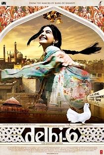 Delhi-6 - Poster / Capa / Cartaz - Oficial 3