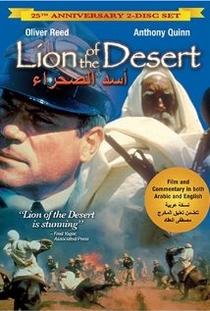 O Leão do Deserto - Poster / Capa / Cartaz - Oficial 1