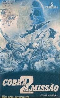 Cobra 2: A missão - Poster / Capa / Cartaz - Oficial 1