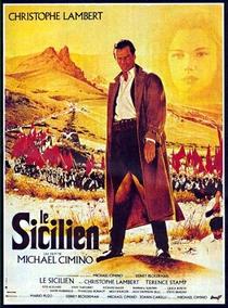 O Siciliano - Poster / Capa / Cartaz - Oficial 3