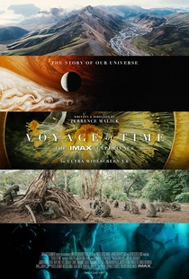 Voyage of Time: Life's Journey - Poster / Capa / Cartaz - Oficial 1