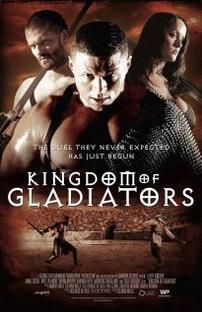 Reino dos Gladiadores - Poster / Capa / Cartaz - Oficial 1