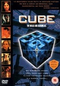 Cubo - Poster / Capa / Cartaz - Oficial 8