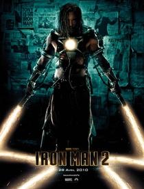 Homem de Ferro 2 - Poster / Capa / Cartaz - Oficial 11