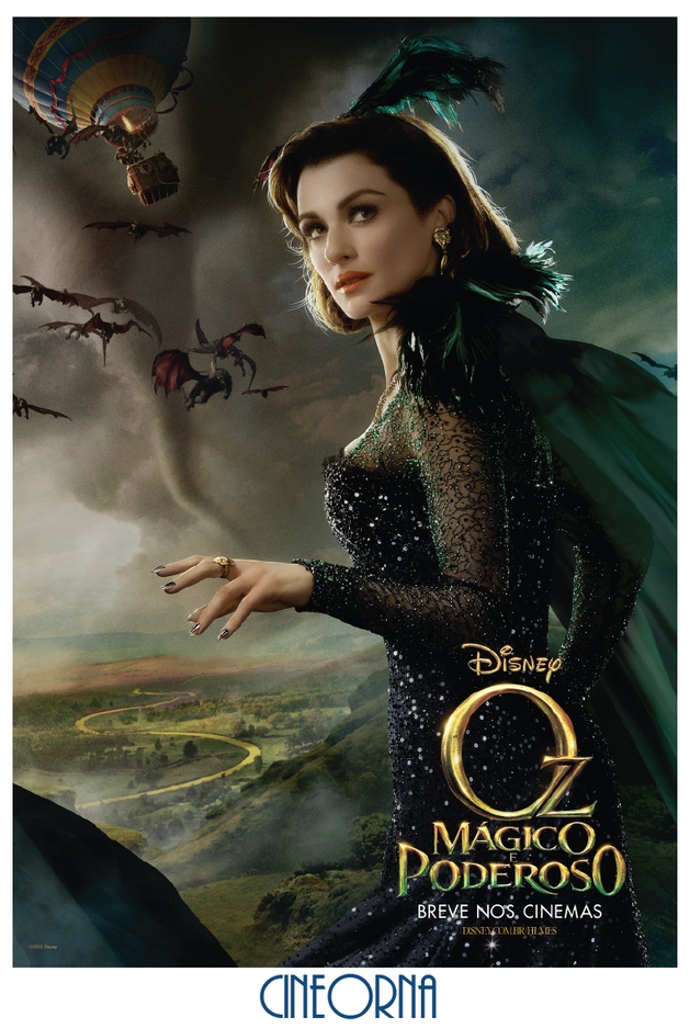 [ORNA] – Os Figurinos de Oz: Mágico e Poderoso - CineOrna!