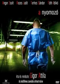 The Investigator   (A nyomozó) - Poster / Capa / Cartaz - Oficial 1