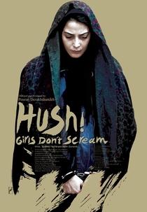 Shhh… Meninas Não Gritam - Poster / Capa / Cartaz - Oficial 1