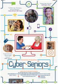 Cyber-Seniors - Poster / Capa / Cartaz - Oficial 1