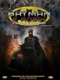 Batman e Robin - Poster / Capa / Cartaz - Oficial 1