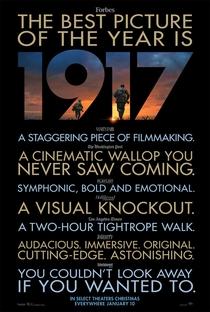 1917 - Poster / Capa / Cartaz - Oficial 7