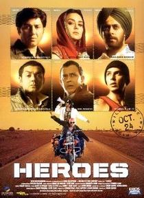 Heroes - Poster / Capa / Cartaz - Oficial 1