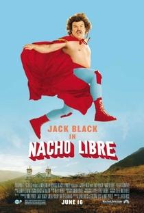 Nacho Libre - Poster / Capa / Cartaz - Oficial 4