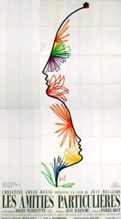As Amizades Particulares - Poster / Capa / Cartaz - Oficial 4