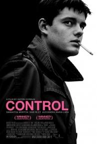 Controle: A História de Ian Curtis - Poster / Capa / Cartaz - Oficial 1