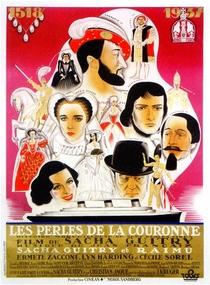 As Pérolas da Coroa - Poster / Capa / Cartaz - Oficial 1
