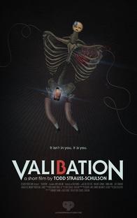 Valibation - Poster / Capa / Cartaz - Oficial 1