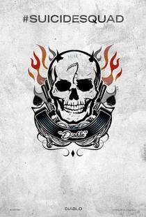 Esquadrão Suicida - Poster / Capa / Cartaz - Oficial 36