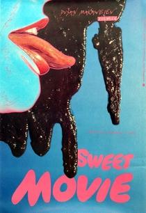 Sweet Movie - Poster / Capa / Cartaz - Oficial 4