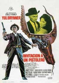 Convite à um Pistoleiro - Poster / Capa / Cartaz - Oficial 1