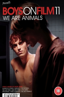 We Are Animals - Poster / Capa / Cartaz - Oficial 1