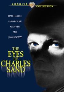 Os Olhos de Charles Sand - Poster / Capa / Cartaz - Oficial 1