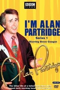 I'm Alan Partridge (1ª Temporada) - Poster / Capa / Cartaz - Oficial 1
