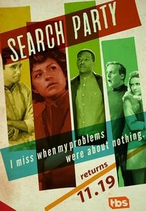 Search Party (2ª Temporada) - Poster / Capa / Cartaz - Oficial 3