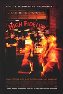 Alta Fidelidade - Poster / Capa / Cartaz - Oficial 3