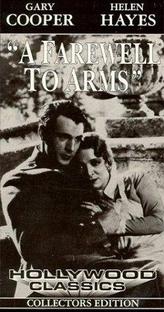 Adeus às Armas - Poster / Capa / Cartaz - Oficial 2