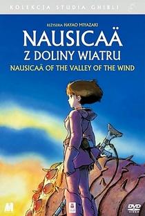 Nausicaä do Vale do Vento - Poster / Capa / Cartaz - Oficial 48