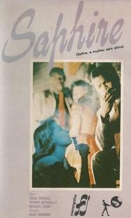 Safire, A Mulher Sem Alma - Poster / Capa / Cartaz - Oficial 2