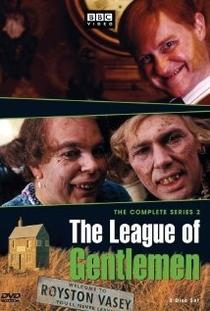 A Liga dos Cavalheiros (1ª Temporada) - Poster / Capa / Cartaz - Oficial 2